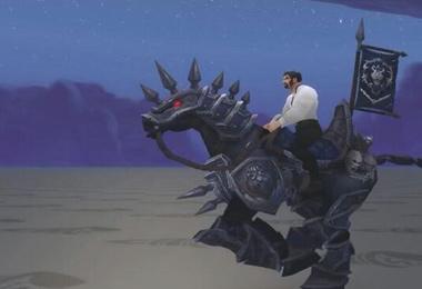魔兽7.1新坐骑登场