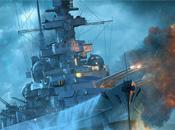 德国海军沙恩霍斯特 《战舰世界》全新体验